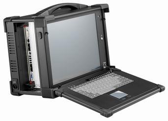 Arx605 6u 5 Slot Compactpci Portable Computer Chassis